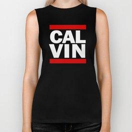John Calvin Hip Hop Biker Tank