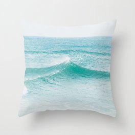 South African waters #society6 #decor #buyart Throw Pillow