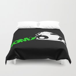 Sleepy Panda JDM Duvet Cover