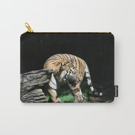 Zoo Tiger Carry-All Pouch