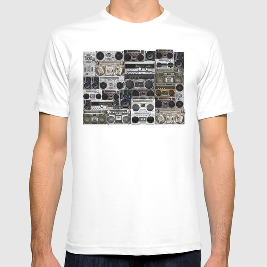 Wall Of Sound T-shirt