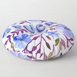 F*ck It – Blueberry Palette Floor Pillow