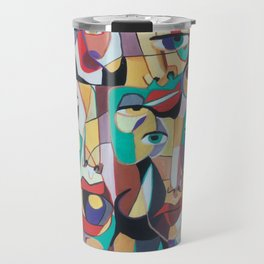 Things fall Apart Travel Mug