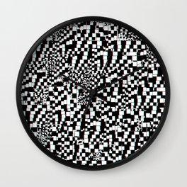 Ant glimpse Wall Clock