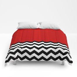 Twin Peaks - The Red Room Comforters