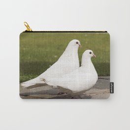 Lovebirds I Valentines day I Romantic vibes I Photography Carry-All Pouch