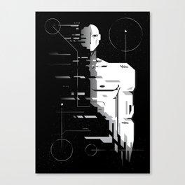 Silent goner 2 Canvas Print