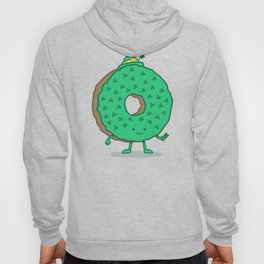The St Patricks Day Donut Hoody