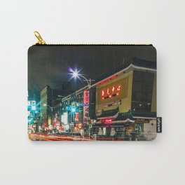 Spadina & St. Andrew  Carry-All Pouch
