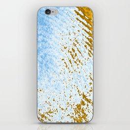Sea Digit iPhone Skin