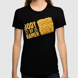 Body By Ramen T-Shirt