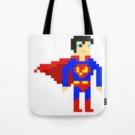 Clark kent Tote Bag