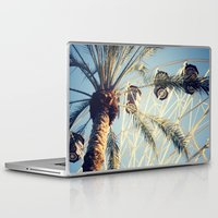 ferris wheel Laptop & iPad Skins featuring Ferris Wheel by Kameron Elisabeth