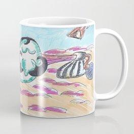 His and Her Perfume Heads Coffee Mug