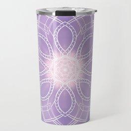 Inner Wisdom Mandala Travel Mug