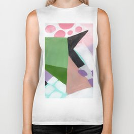 Because Lollipops Biker Tank