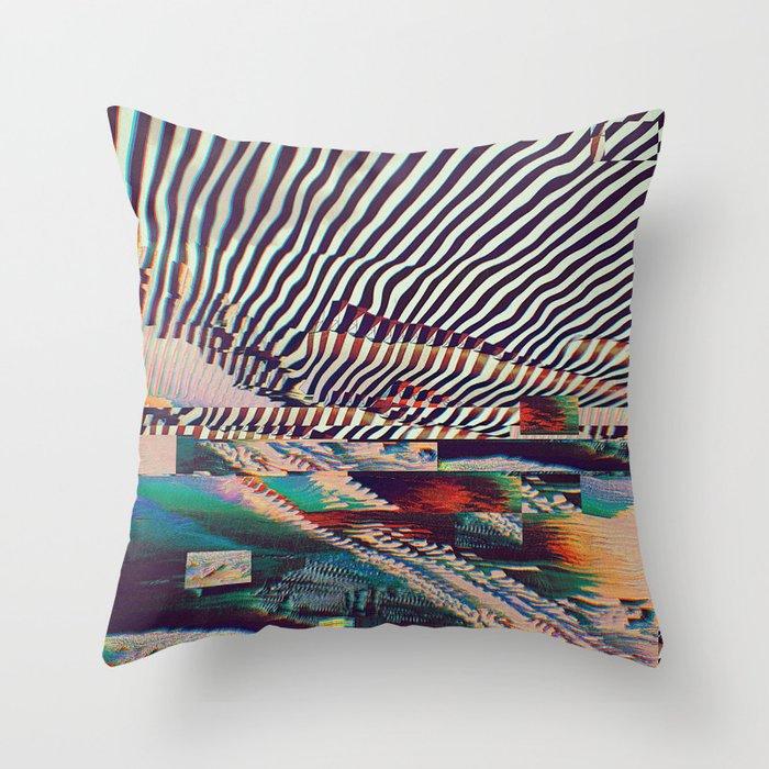 AUGMR Throw Pillow