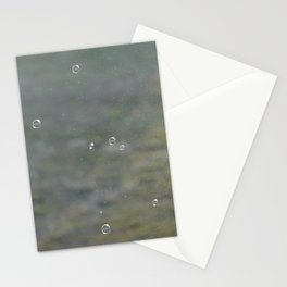 Bubbles..... Stationery Cards
