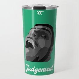 Judgement Vine Tarot Travel Mug