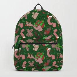 Merry Dickmas Backpack