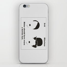 Evil/Hilarious iPhone Skin