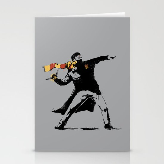 The Snatcher Stationery Cards