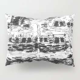 A Momentary Lapse Pillow Sham