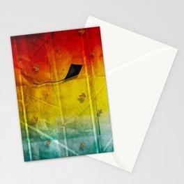 Black Bird No. 3 Stationery Cards