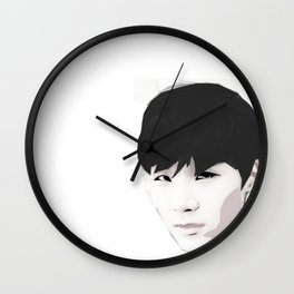 Idol Wall Clock