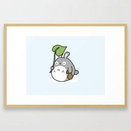 Totobunny Framed Art Print