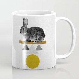 Tribal Rabbit Coffee Mug