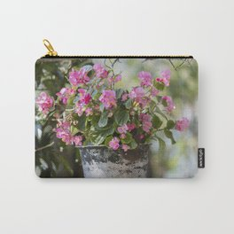 flower in the vase Carry-All Pouch