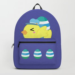 Courier Chicken Backpack