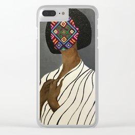 Guatemala Clear iPhone Case