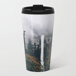 Multnomah Falls Metal Travel Mug