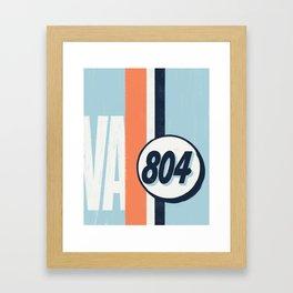 804 - Richmond Framed Art Print