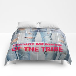 Proud member of the tribe Comforters