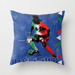 Baggio Throw Pillow