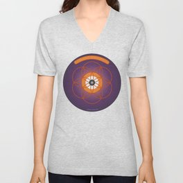 ilumin.eye.tion Unisex V-Neck