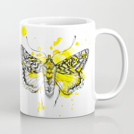 Moth Coffee Mug