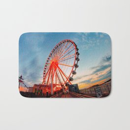 Sunset in Maryland Bath Mat