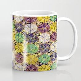 Pattern circles joined Coffee Mug