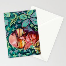 Bad Trip Stationery Cards