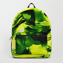 Abstract flow painting v12 Backpack