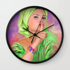 Hushh Wall Clock