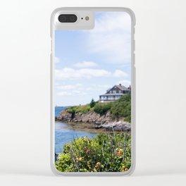 Maine Coast Clear iPhone Case