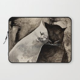 MORNING KISS by Raphaël Vavasseur Laptop Sleeve