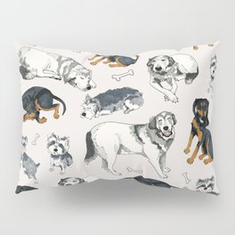 Sweetie, Lumi, and Saunders Pillow Sham