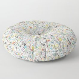 Ghibli Love Floor Pillow