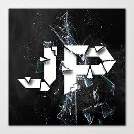 JP Logo Canvas Print